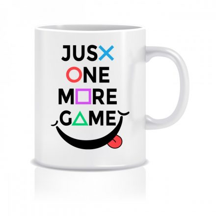 Gamer - Just one